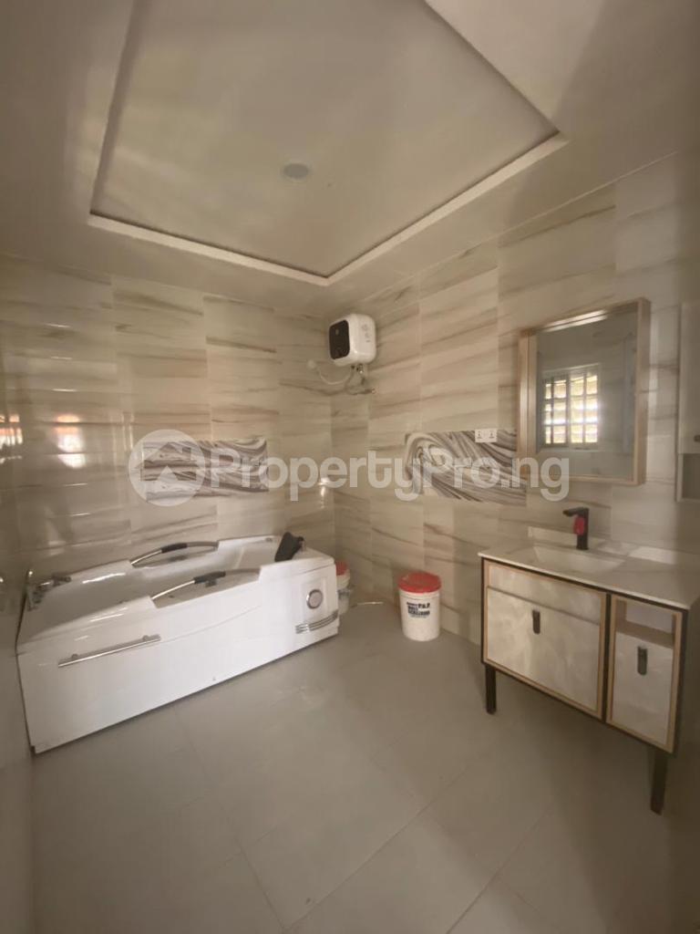 4 bedroom Semi Detached Duplex for rent Osapa Osapa london Lekki Lagos - 26
