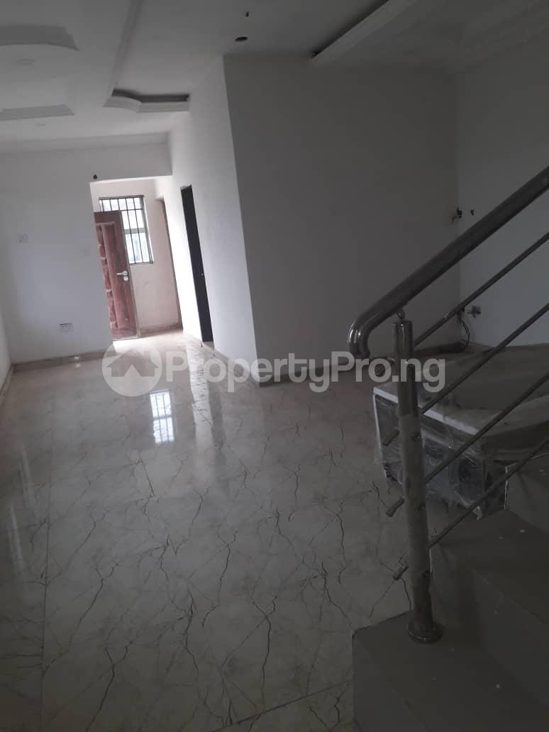 4 bedroom House for rent Canal View Estate By Jakande Bucknor Isolo Lagos - 1