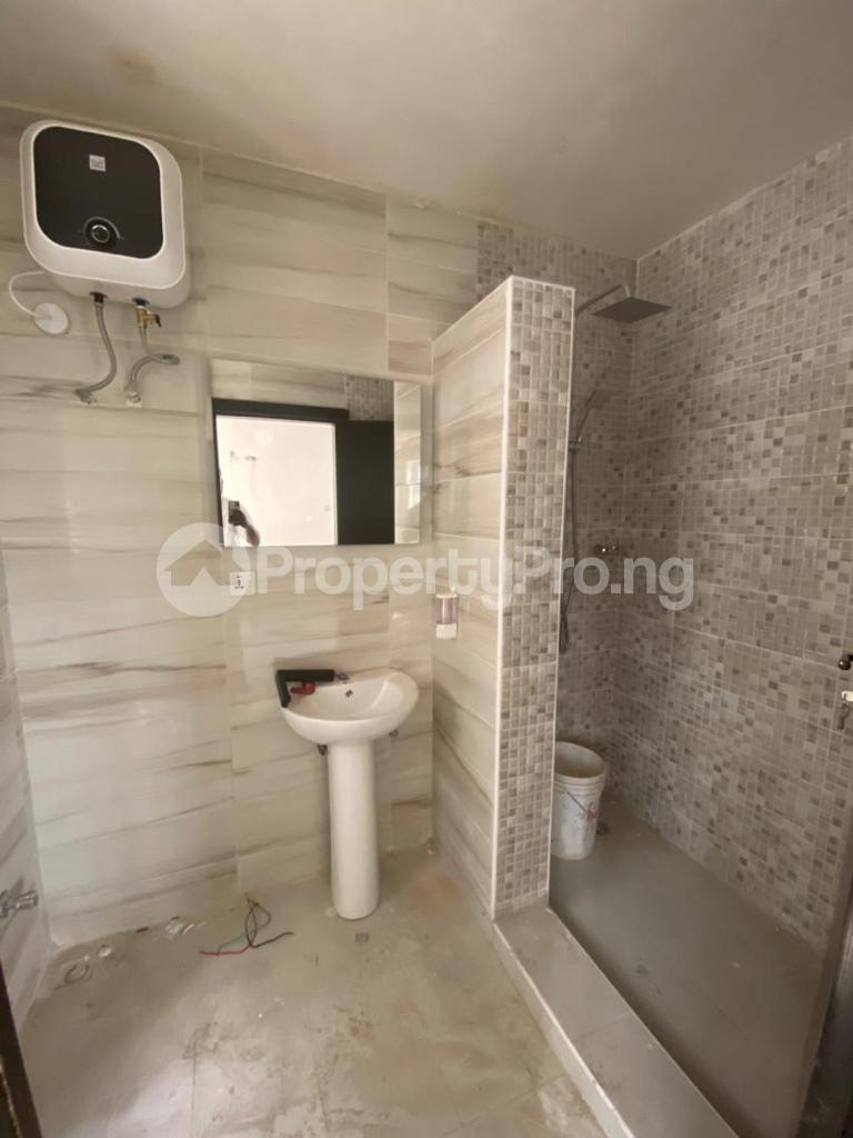 4 bedroom Semi Detached Duplex for rent Osapa Osapa london Lekki Lagos - 11