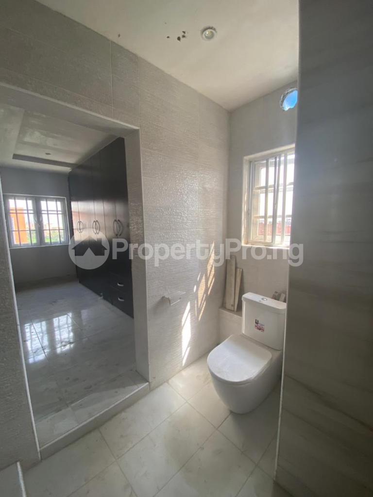 4 bedroom Semi Detached Duplex for rent Osapa Osapa london Lekki Lagos - 25