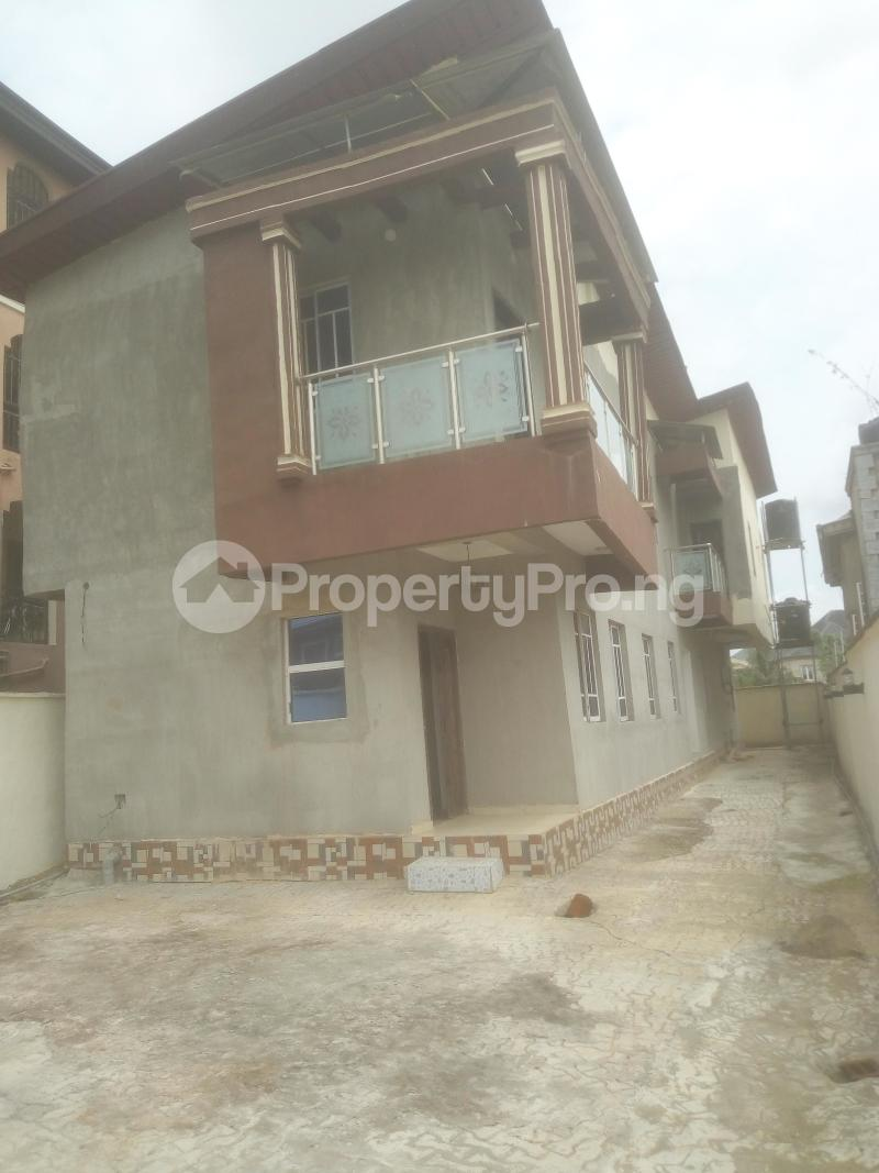 4 bedroom House for rent Canal View Estate By Jakande Bucknor Isolo Lagos - 0