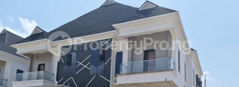 4 bedroom Semi Detached Duplex for sale Off Chevron Toll Gate chevron Lekki Lagos - 4