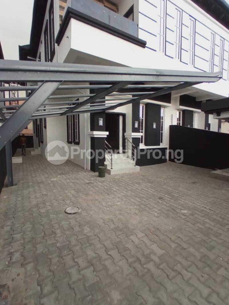 4 bedroom Semi Detached Duplex House for sale Ikota Lekki Lagos - 6