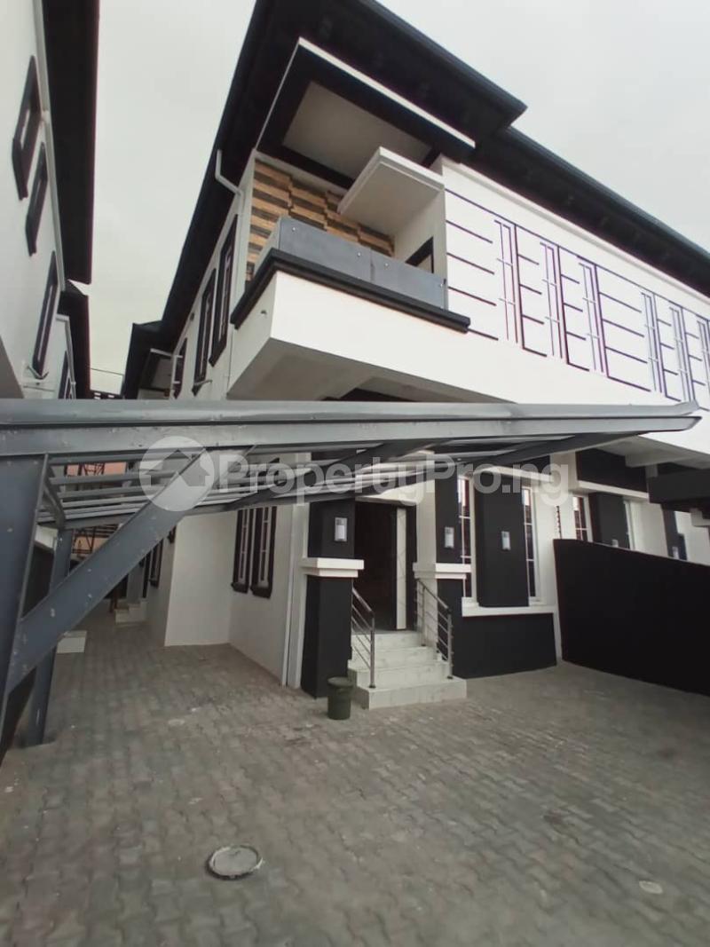 4 bedroom Semi Detached Duplex House for sale Ikota Lekki Lagos - 0