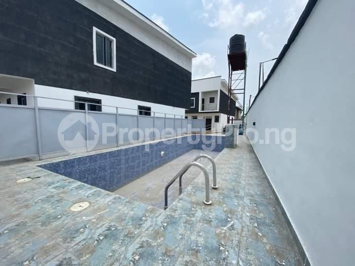 Terraced Duplex House for sale  1 mins drive from Novare mall(Shoprite ), opposite Crown Estate.   Sangotedo Ajah Lagos - 0