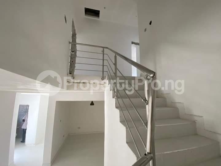 Terraced Duplex House for sale  1 mins drive from Novare mall(Shoprite ), opposite Crown Estate.   Sangotedo Ajah Lagos - 2