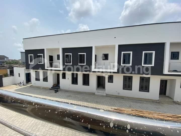 Terraced Duplex House for sale  1 mins drive from Novare mall(Shoprite ), opposite Crown Estate.   Sangotedo Ajah Lagos - 10