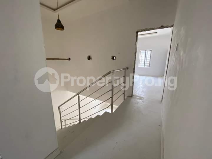 Terraced Duplex House for sale  1 mins drive from Novare mall(Shoprite ), opposite Crown Estate.   Sangotedo Ajah Lagos - 8