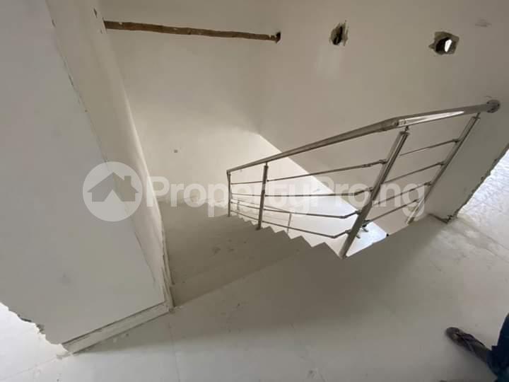 Terraced Duplex House for sale  1 mins drive from Novare mall(Shoprite ), opposite Crown Estate.   Sangotedo Ajah Lagos - 7