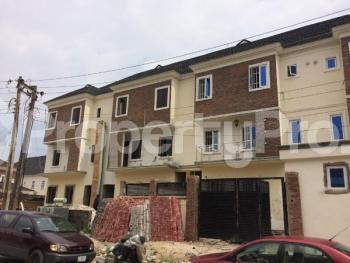 4 bedroom Terraced Duplex House for sale Osapa Osapa london Lekki Lagos - 0