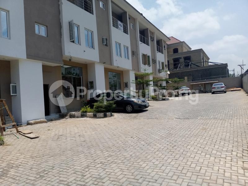 5 bedroom Terraced Duplex House for rent Located at guzampe Guzape Abuja - 0