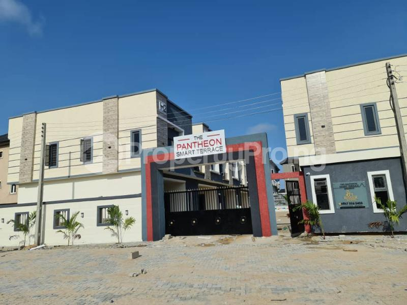 4 bedroom Terraced Duplex House for sale Orchid Hotel Road, by 2nd Toll Gate chevron Lekki Lagos - 11