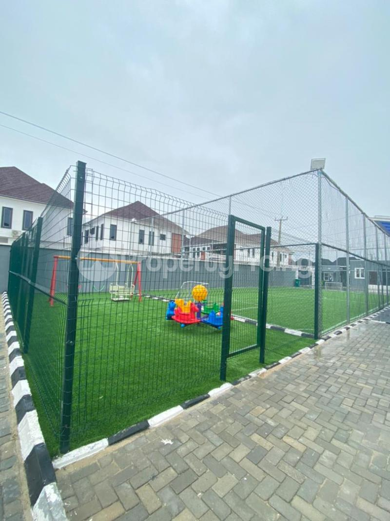 4 bedroom Terraced Duplex for sale 2nd Toll Gate, Orchid Road, Chevron Ikota Lekki Lagos - 8
