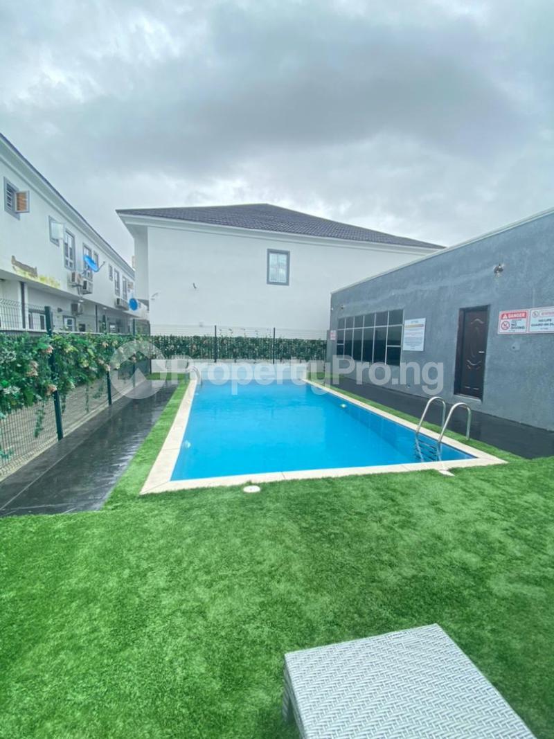 4 bedroom Terraced Duplex for sale 2nd Toll Gate, Orchid Road, Chevron Ikota Lekki Lagos - 3