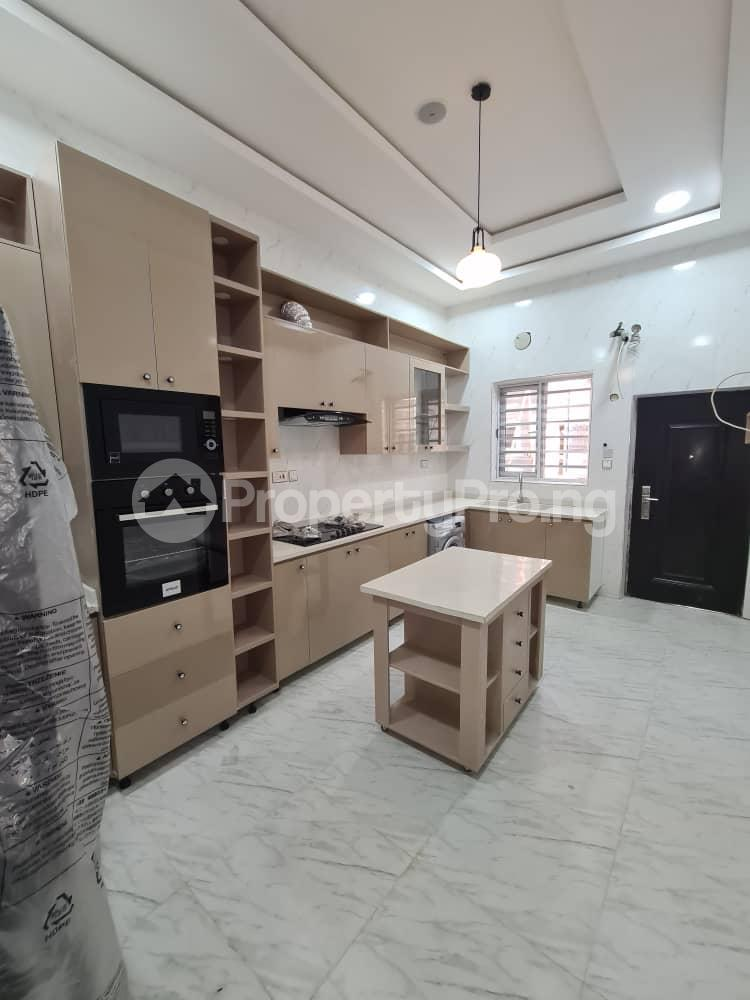 4 bedroom Terraced Duplex House for sale Orchid Hotel Road, by 2nd Toll Gate chevron Lekki Lagos - 2