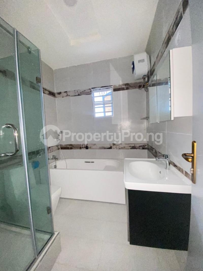 4 bedroom Terraced Duplex for sale 2nd Toll Gate, Orchid Road, Chevron Ikota Lekki Lagos - 11