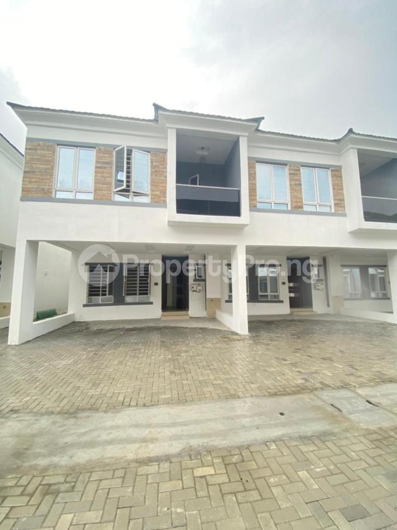 4 bedroom Terraced Duplex for sale 2nd Toll Gate, Orchid Road, Chevron Ikota Lekki Lagos - 0