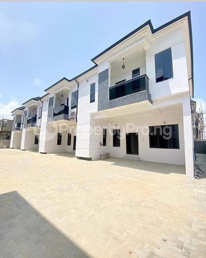 4 bedroom Terraced Duplex for sale 2nd Lekki Tollgate Lekki Lagos - 7