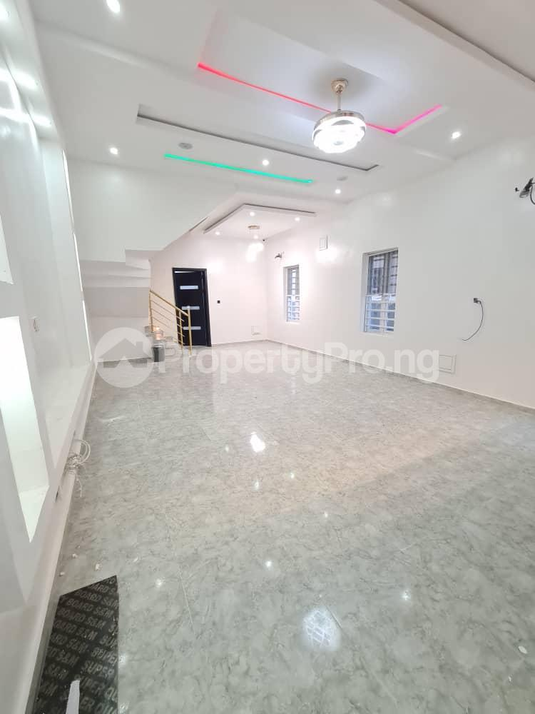 4 bedroom Terraced Duplex House for sale Orchid Hotel Road, by 2nd Toll Gate chevron Lekki Lagos - 9