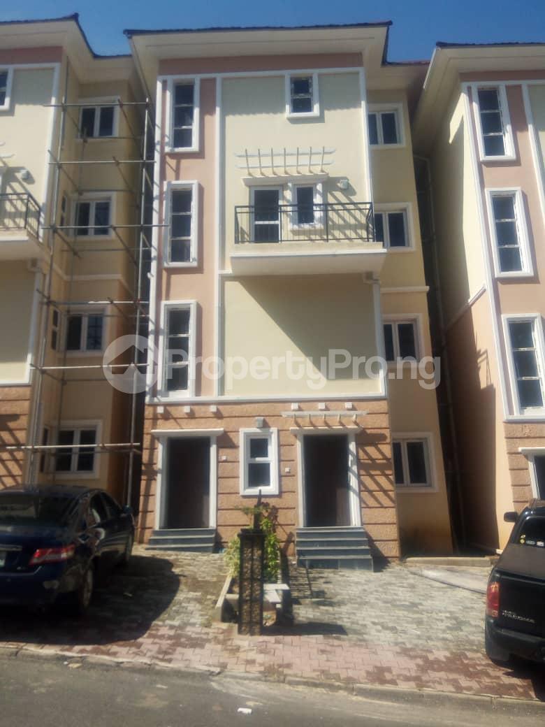 4 bedroom Terraced Duplex House for rent Galadinmawa Abuja - 0