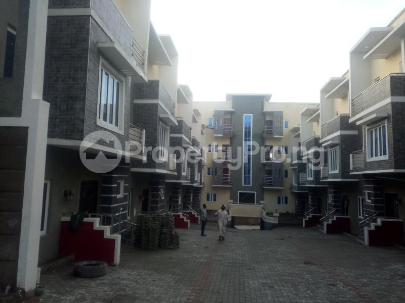 4 bedroom Terraced Duplex House for sale plot 823 finance quarters wuye Wuye Abuja - 3
