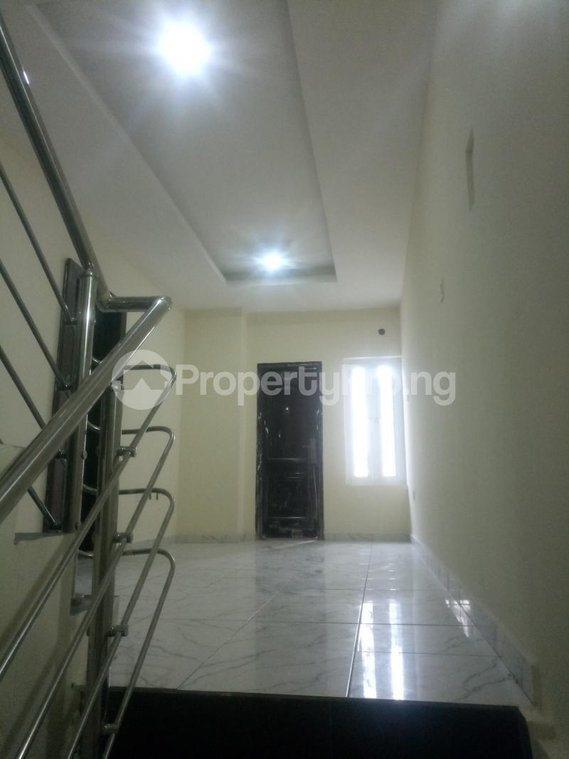 4 bedroom Terraced Duplex House for sale plot 823 finance quarters wuye Wuye Abuja - 4