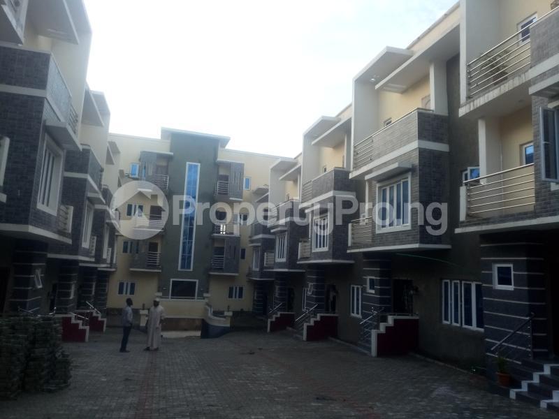 4 bedroom Terraced Duplex House for sale plot 823 finance quarters wuye Wuye Abuja - 2