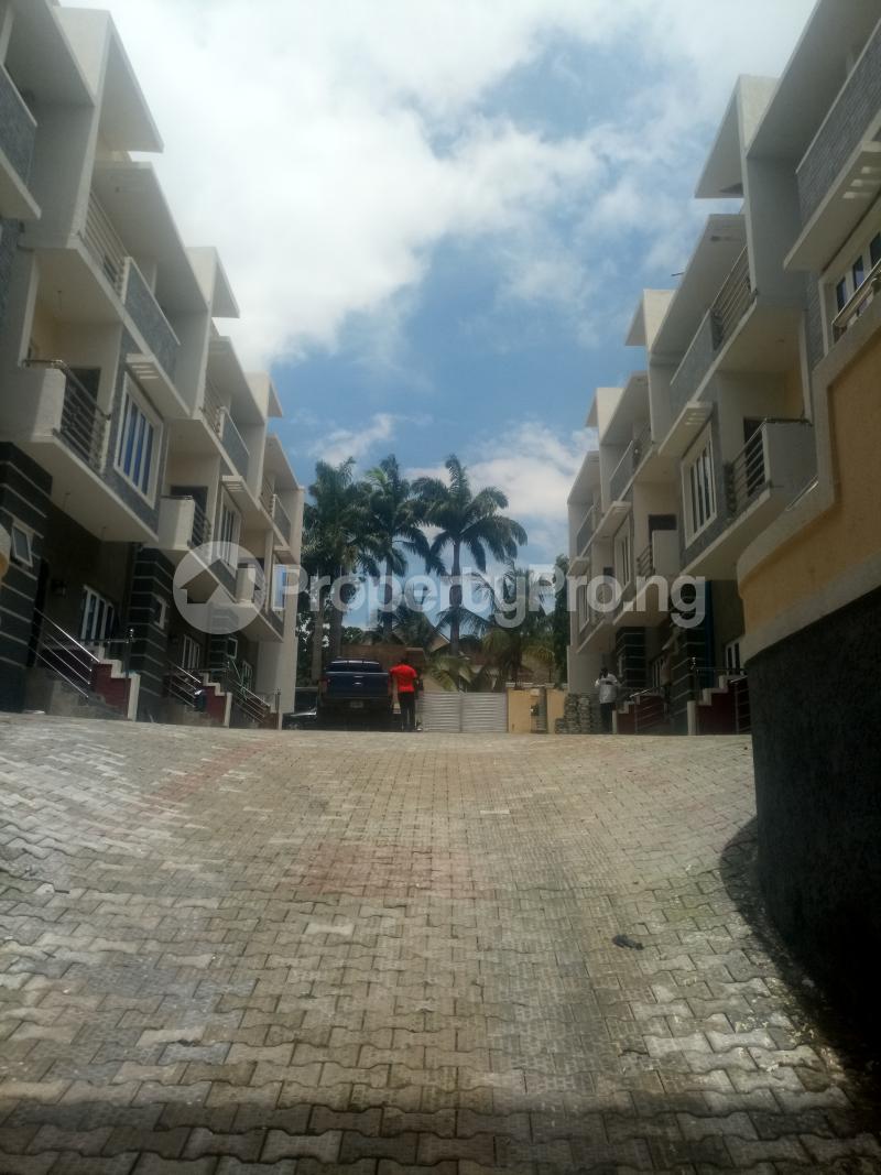 4 bedroom Terraced Duplex House for sale plot 823 finance quarters wuye Wuye Abuja - 0