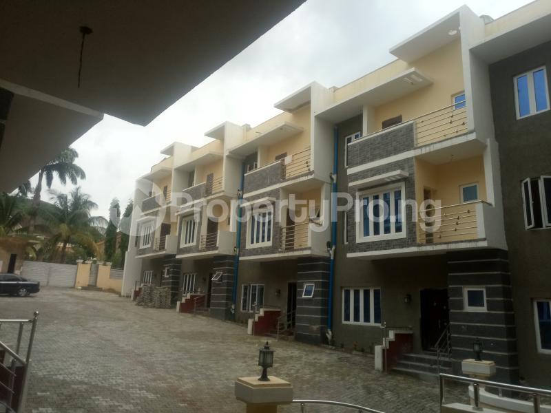 4 bedroom Terraced Duplex House for sale plot 823 finance quarters wuye Wuye Abuja - 1