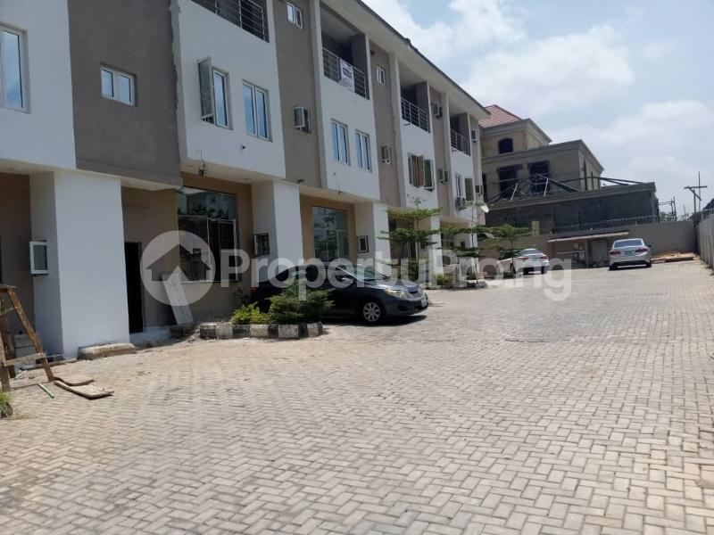 4 bedroom Terraced Duplex House for rent Guzape Abuja - 0