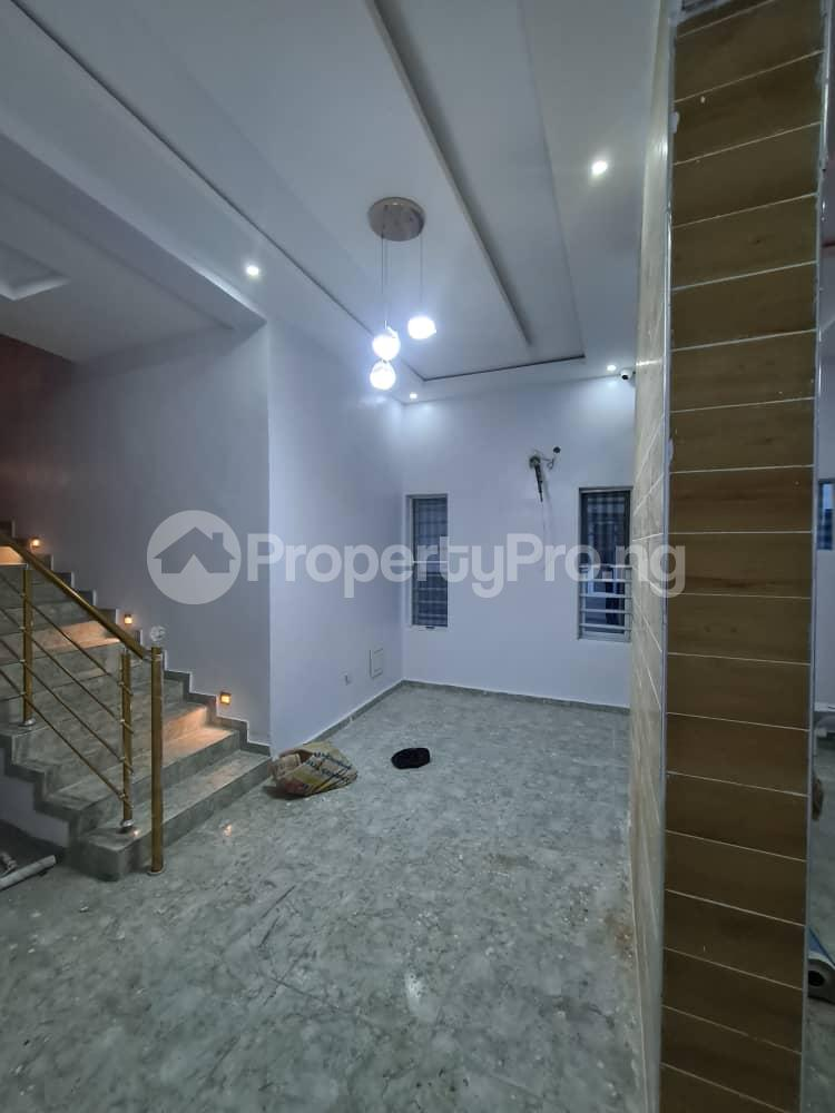 4 bedroom Terraced Duplex House for sale Orchid Hotel Road, by 2nd Toll Gate chevron Lekki Lagos - 8