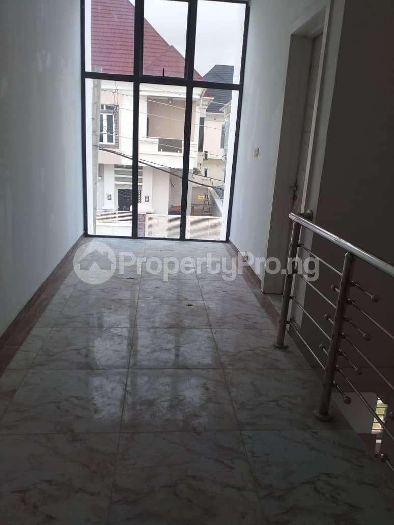 4 bedroom Terraced Duplex for sale Lekki Palm City Estate Ado Ajah Lagos - 1