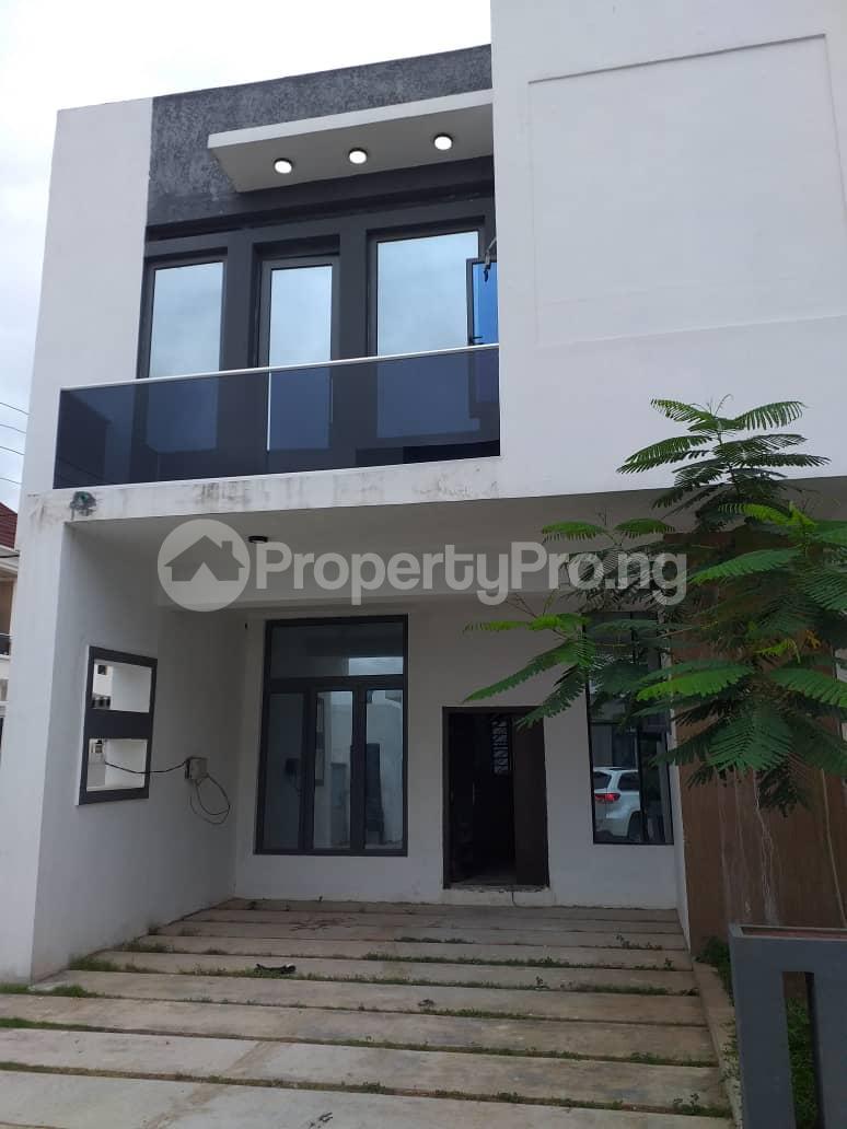 4 bedroom Terraced Duplex for sale Lekki Palm City Estate Ado Ajah Lagos - 0