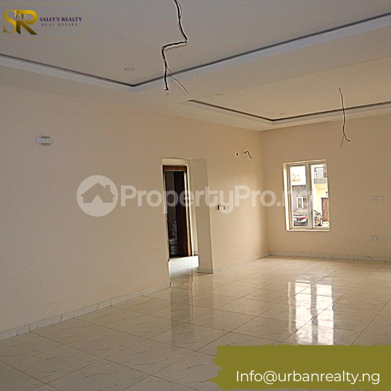 4 bedroom Terraced Duplex for sale King Aj Turner Street Wuye Abuja - 3