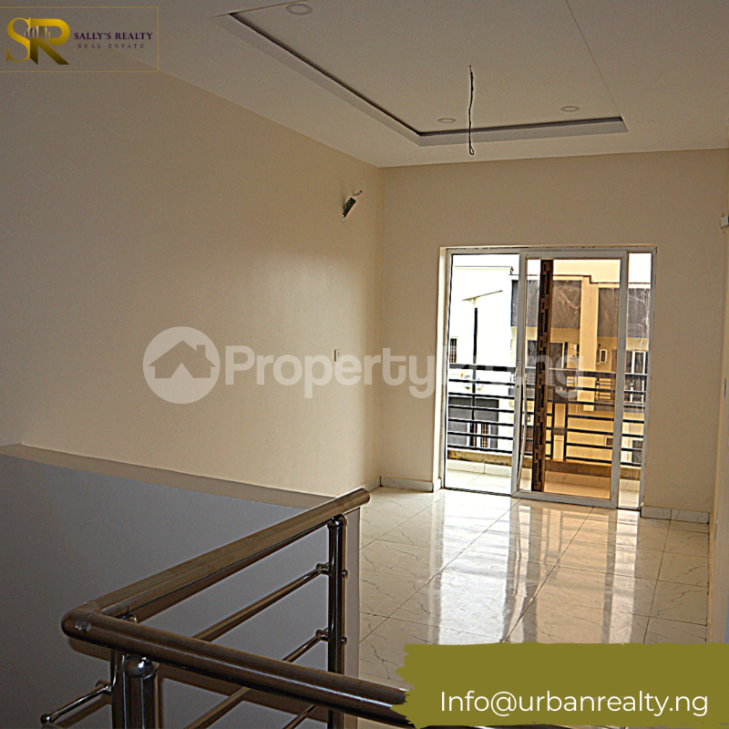 4 bedroom Terraced Duplex for sale King Aj Turner Street Wuye Abuja - 6