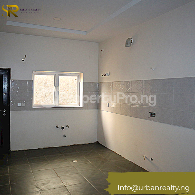 4 bedroom Terraced Duplex for sale King Aj Turner Street Wuye Abuja - 5
