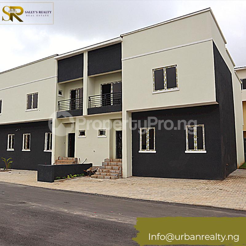 4 bedroom Terraced Duplex for sale King Aj Turner Street Wuye Abuja - 2