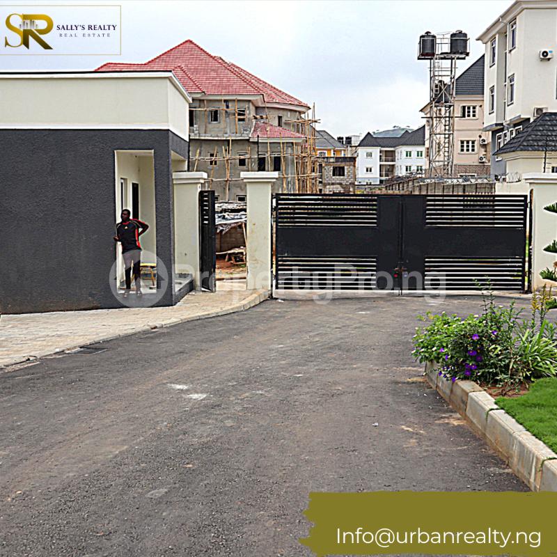 4 bedroom Terraced Duplex for sale King Aj Turner Street Wuye Abuja - 1