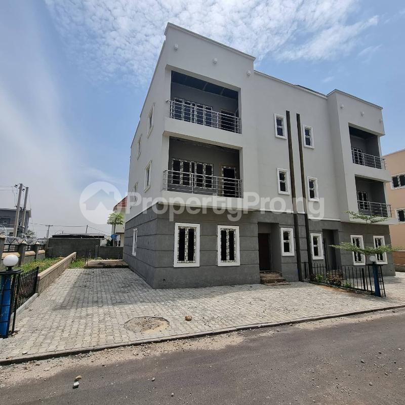 4 bedroom Terraced Duplex House for sale Wuye Abuja - 0