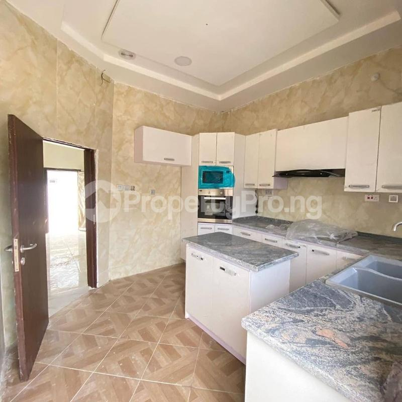 4 bedroom Terraced Duplex for sale Orchid Road, Lekki chevron Lekki Lagos - 6