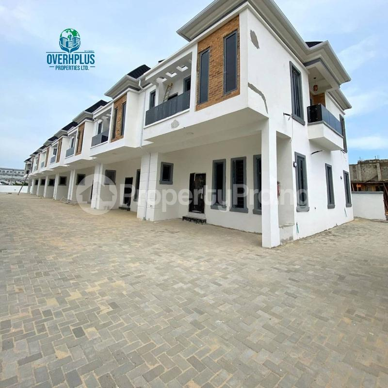 4 bedroom Terraced Duplex for sale Orchid Road, Lekki chevron Lekki Lagos - 0