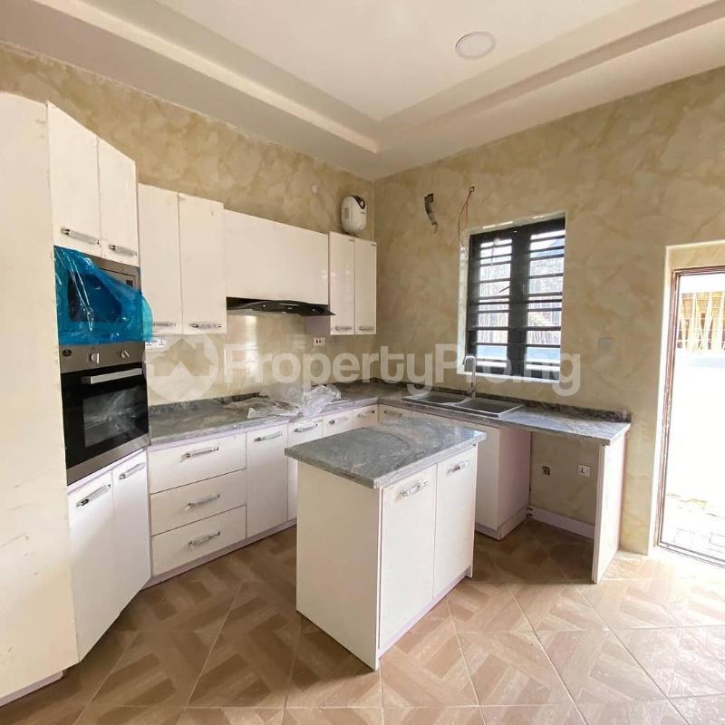 4 bedroom Terraced Duplex for sale Orchid Road, Lekki chevron Lekki Lagos - 2