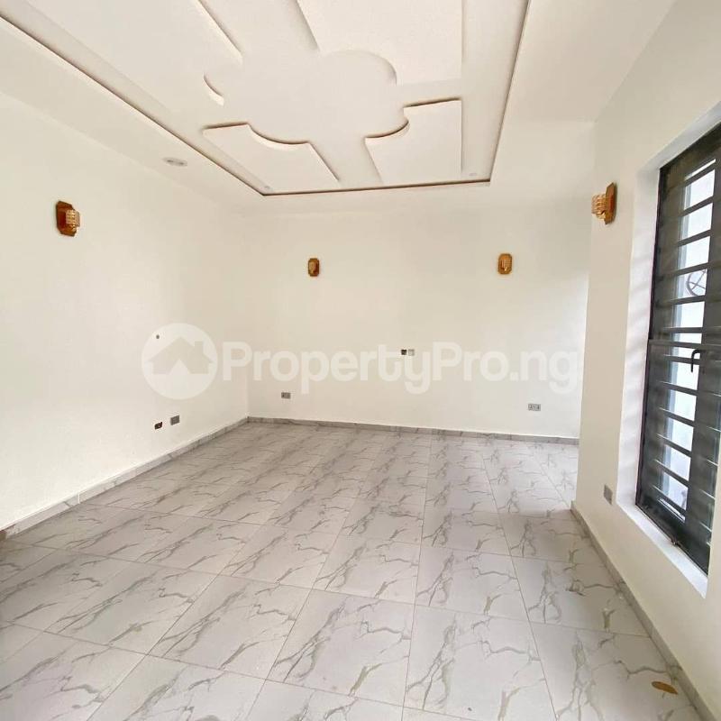 4 bedroom Terraced Duplex for sale Orchid Road, Lekki chevron Lekki Lagos - 3