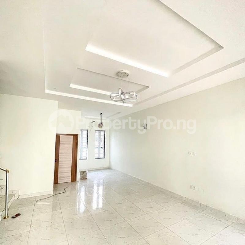 4 bedroom Terraced Duplex for sale Chevron Toll Gate chevron Lekki Lagos - 9