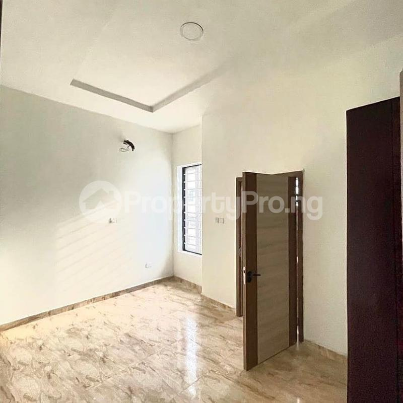 4 bedroom Terraced Duplex for sale Chevron Toll Gate chevron Lekki Lagos - 8