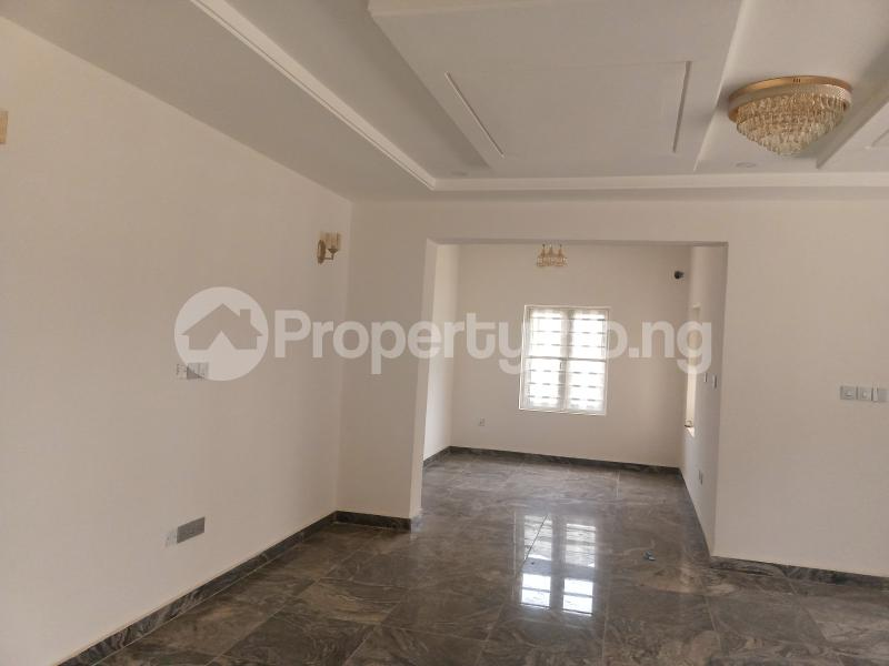 5 bedroom Terraced Duplex House for sale Located after nnpc filing station Guzape Abuja - 2