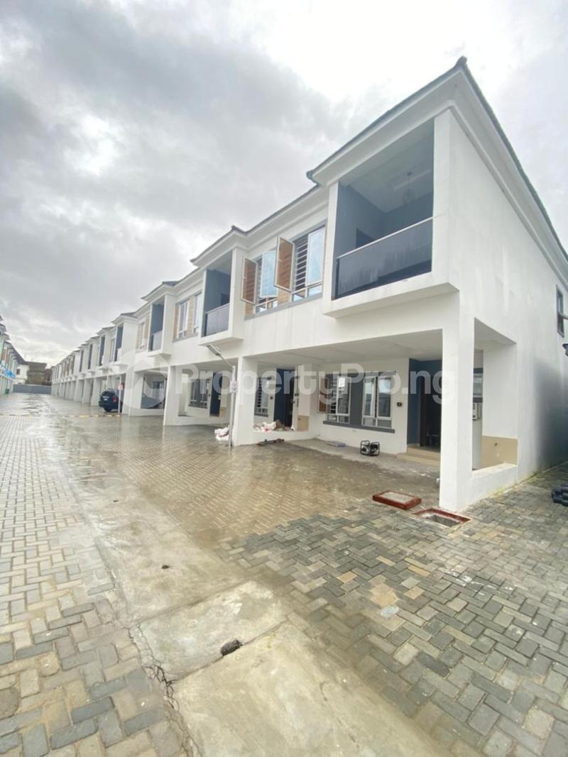 4 bedroom Terraced Duplex for sale 2nd Toll Gate, Orchid Road, Chevron Ikota Lekki Lagos - 1