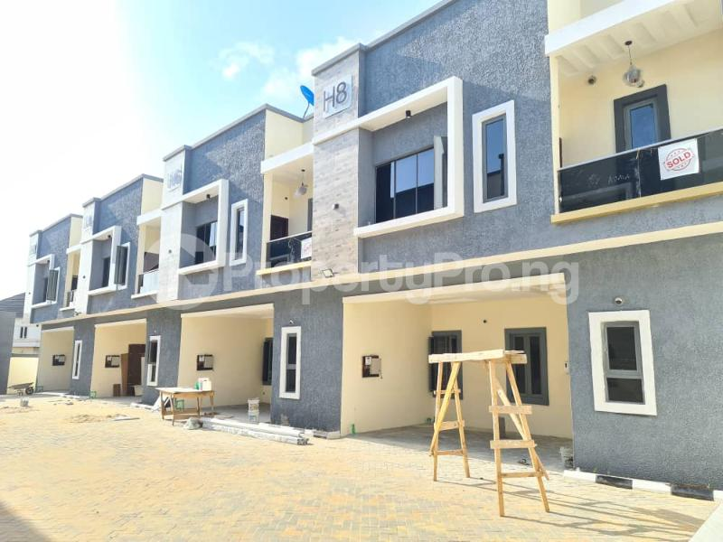 4 bedroom Terraced Duplex House for sale Orchid Hotel Road, by 2nd Toll Gate chevron Lekki Lagos - 10