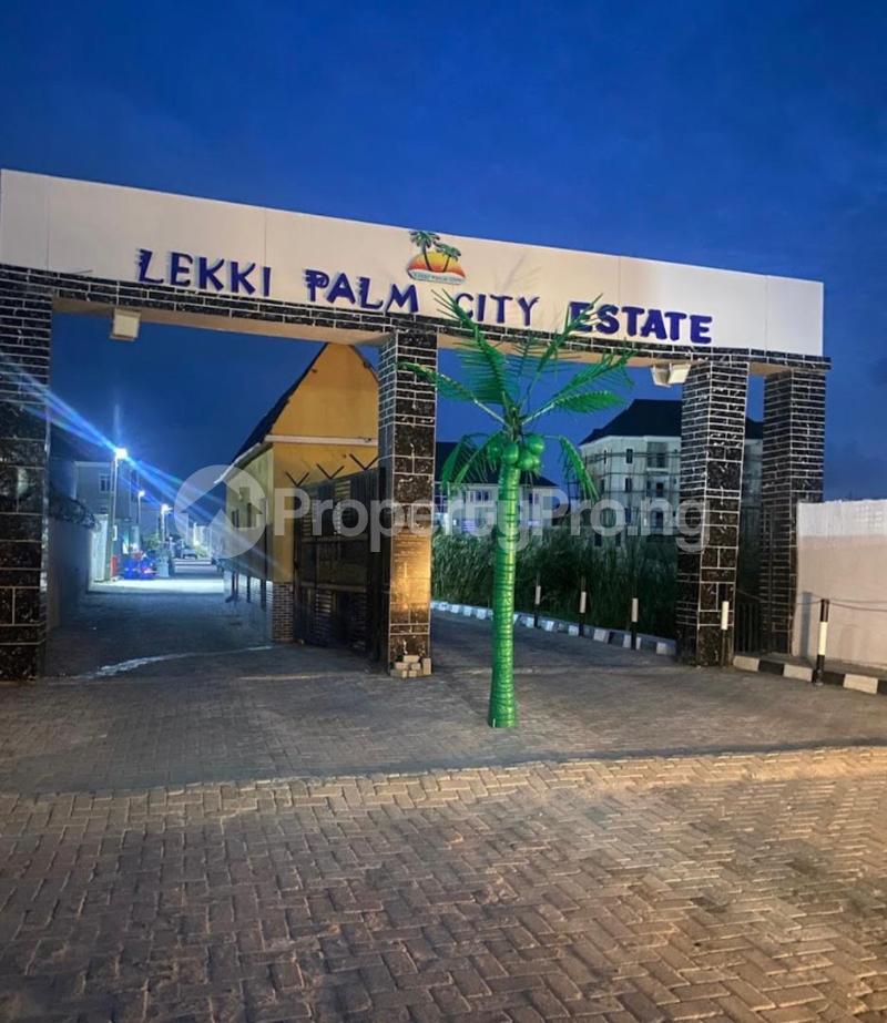 4 bedroom Terraced Duplex House for sale Lekki Palm City Estate Ajah Lagos - 0