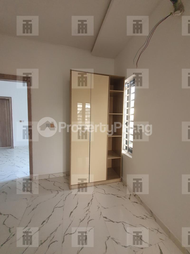 4 bedroom Terraced Duplex for rent Alternative Drive chevron Lekki Lagos - 2